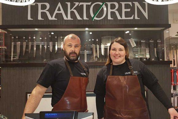 Traktøren Kjøkkenutstyr åpner 25. juli 2018