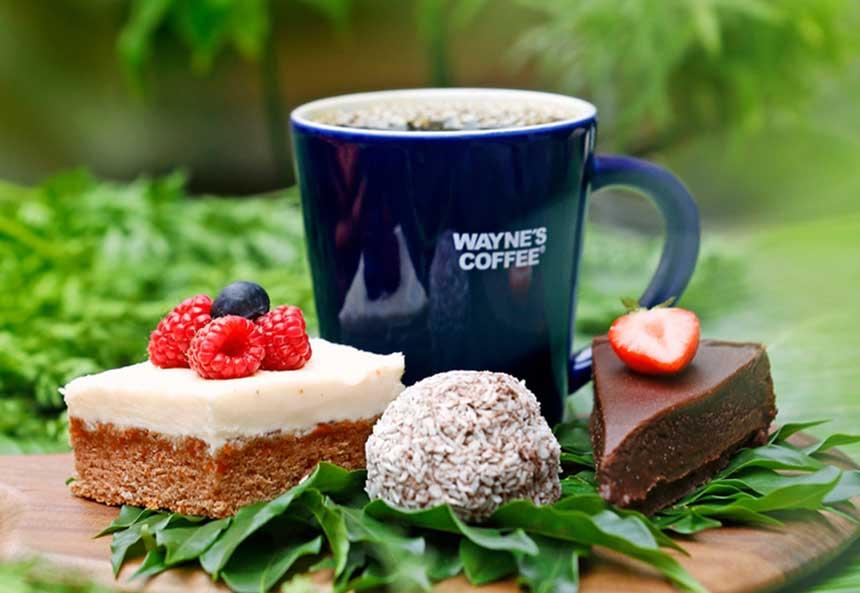 Organisk kaffe og kaffekos