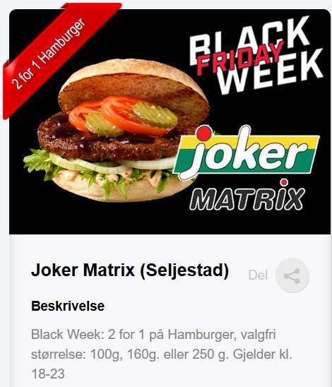 Joker Matrix