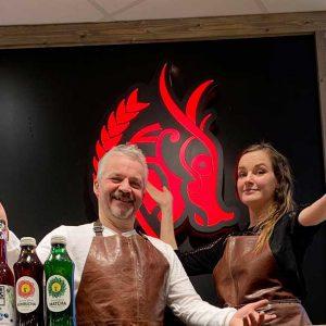 Gulating ølutsalg åpner fredag 8.3.2019
