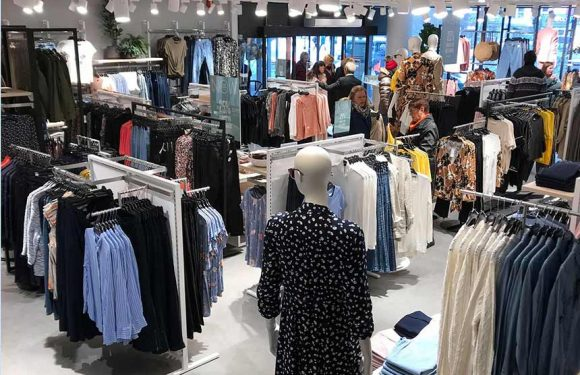 KappAhl innvier nytt butikkonsept i Bysenteret