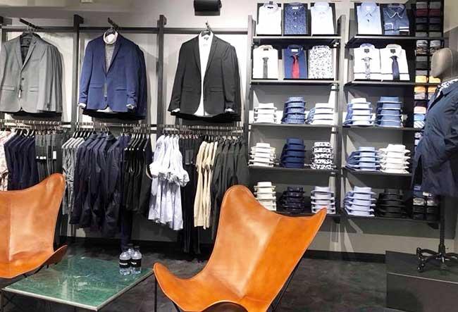 Wagner herrebutikk med bredt utvalg
