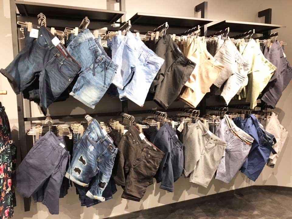 Wagner- stort utvalg i shorts