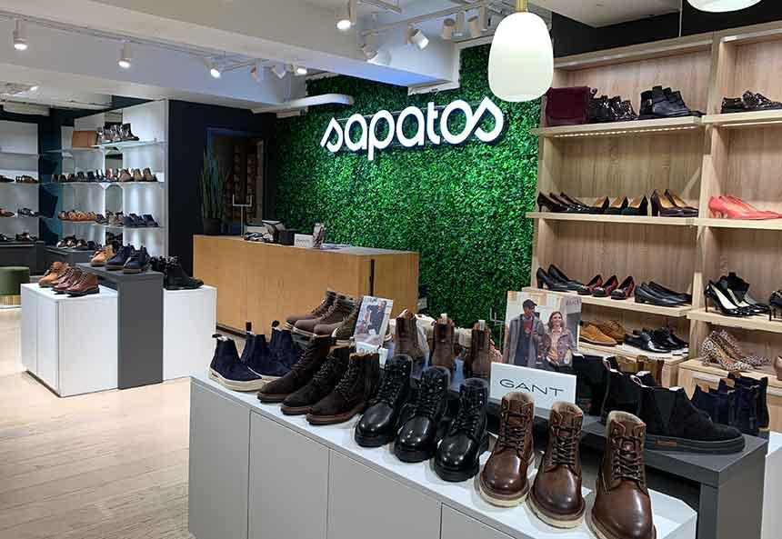 Sapatos - Bysenteret Harstad
